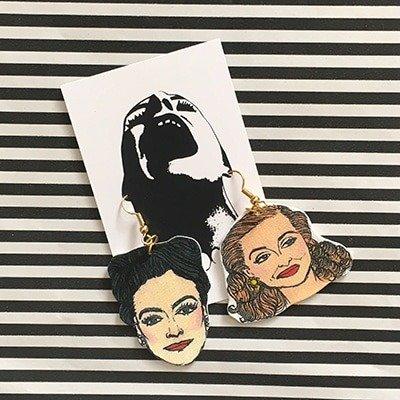 Bette Davis Earrings