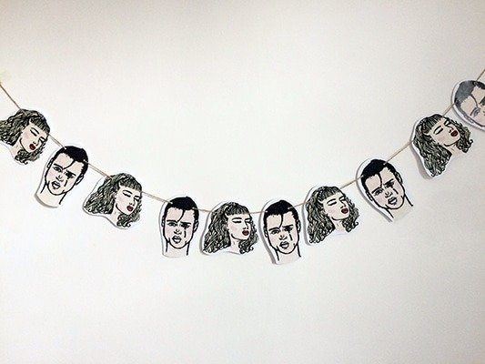 Cry Baby Bunting